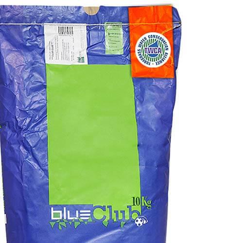Blue Club MYCO TWCA è adatto nelle più svariate condizioni ambientali per la semina o trasemina di giardini e parchi