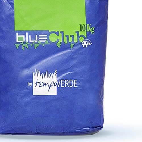 Blue Club è adatto nelle più svariate condizioni ambientali per la semina o trasemina di giardini e parchi.