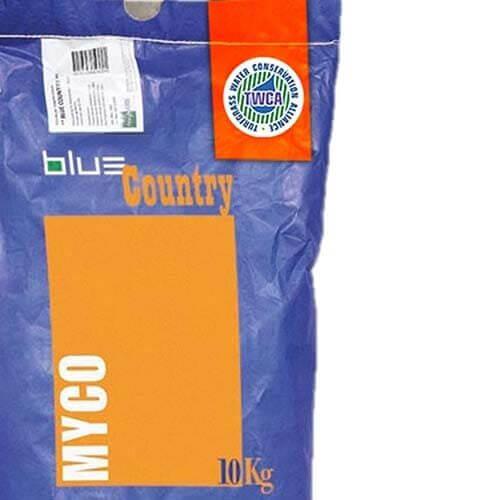 Blue Country MYCO TWCA è caratterizzato da un'elevatissima resistenza alla siccità