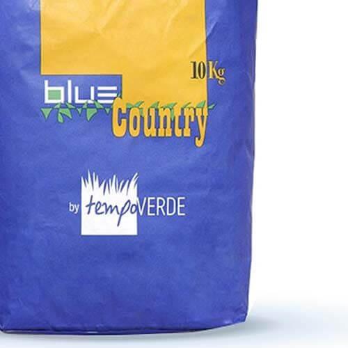 Blue Country by Tempoverde ha stabilito un nuovo standard di riferimento per i tappeti erbosi di alta qualità