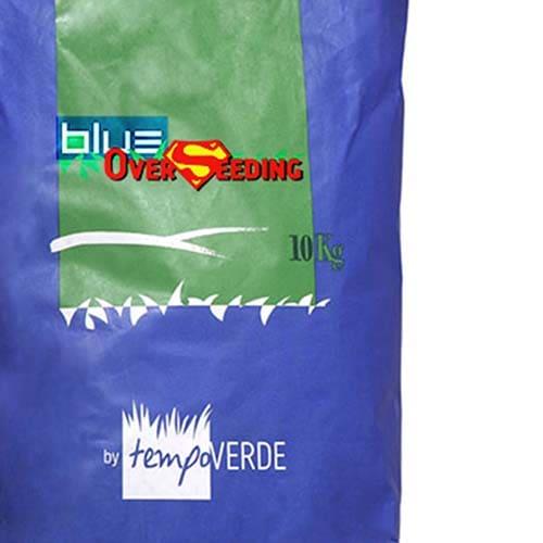 Blue Overseeding (TWCA inside) è un blend di Loietti americani di ultima generazione