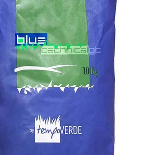 Blue Technical GT è un miscuglio tecnico per inerbimenti di aree a bassa o nulla manutenzione, scarpate, sottofrutteti o sottovigneti