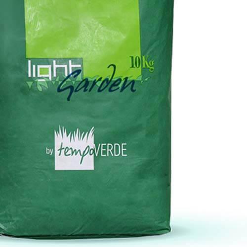 Light Garden è un miscuglio adatto alle nuove semine di giardini e parchi ed in genere terreni polivalenti