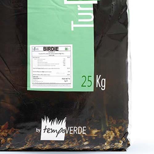 L'utilizzo di TurFeed Pro Birdie 14-0-20 favorisce una buona colorazione del tappeto erboso, eccellente densità di culmi e dell'apparato radicale, senza causare aumenti eccessivi della crescita apicale.