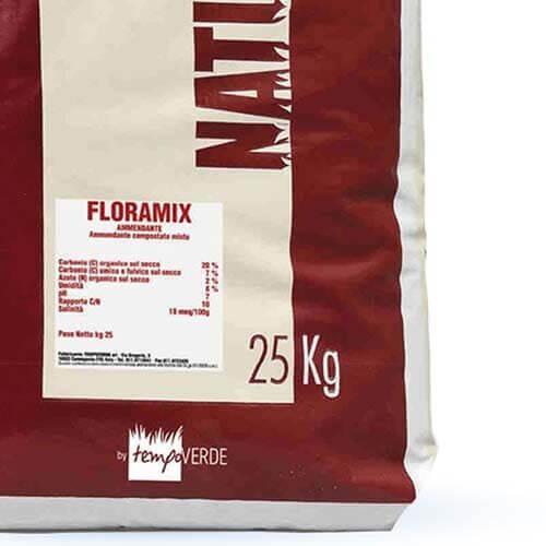 NatureLab Floramix 2-0-0 (ammendante compostato misto)