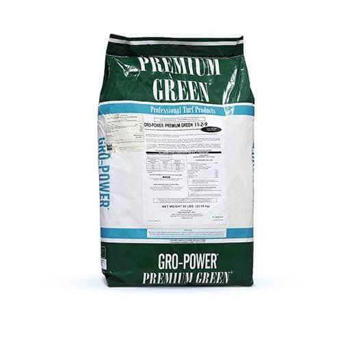 GroPower Premium Green 11.2.9 è un fertilizzante specifico per tappeti erbosi