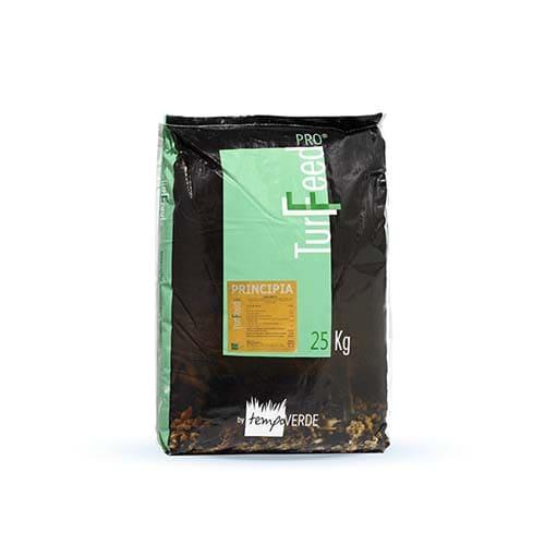 L'utilizzo di TurFeed Pro Principia 12-0-30 favorisce un'eccellente colorazione dei tappeti erbosi