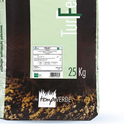 L'utilizzo di Trust 25-0-8 è particolarmente indicato per la concimazione di spinta vegetativa sia primaverile sia autunnale.