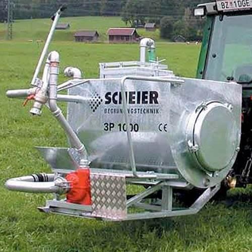 Idroseminatrice Scheier 3P 1200 R