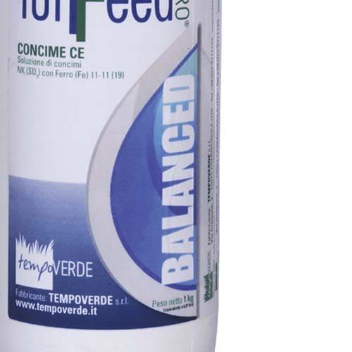 Nutrizione bilanciata e lenta cessione TurFeed Pro Balanced 11-0-11