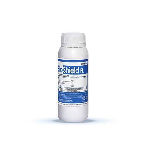 BioShield FL è un prodotto che trovaapplicazione prevalentemente sugli apparati aerei delle piante