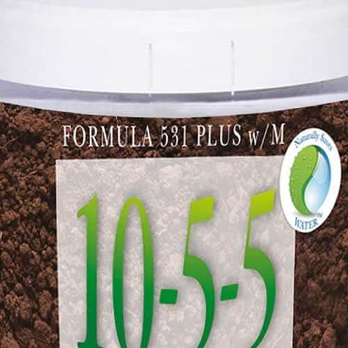 Tempoverde Formula 10.5.5 Plus w/M è un fertilizzante di ultima generazione