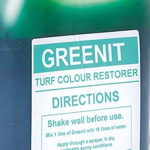 Greenit è un colorante permanente