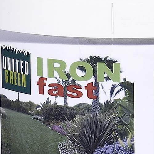 Iron Fast 12% Fe è un concime microgranulare complesso