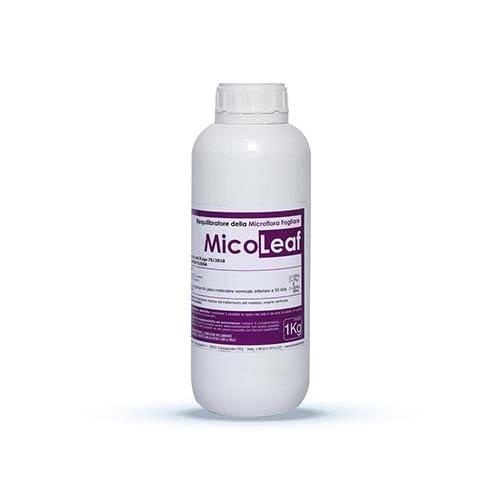 MicoLeaf è un valido strumento per il riequilibrio della microflora