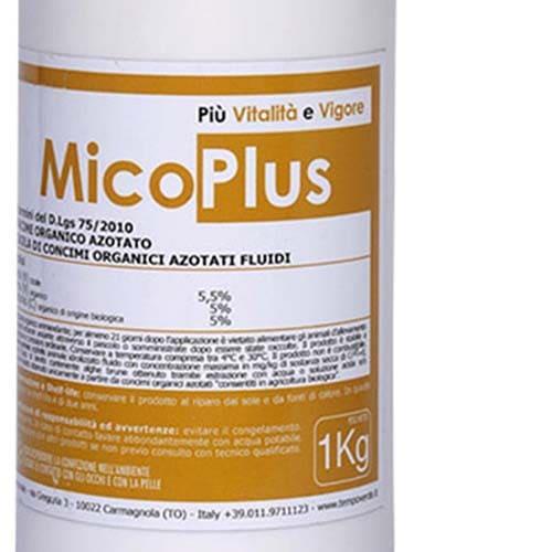 MicoPlus stimola lo sviluppo nella rizosfera di microrganismi