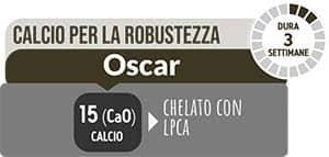 Calcio per la robustezza TurFeed Pro Oscar