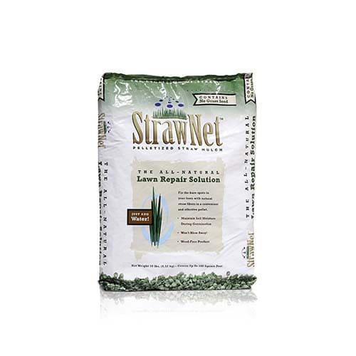 Strawnet Dry Applied Mulch è una formulazione di mulch da idrosemina